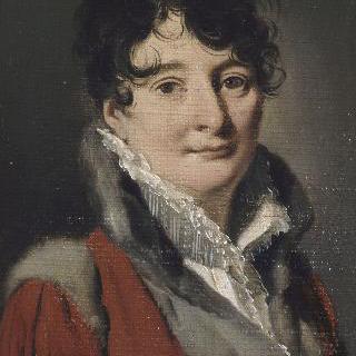 1812년 경, 셉퇴이 부인의 초상