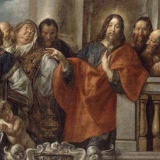 그리스도와 바리새인들