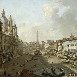 로마의 나보나 광장