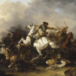 기병대의 돌격