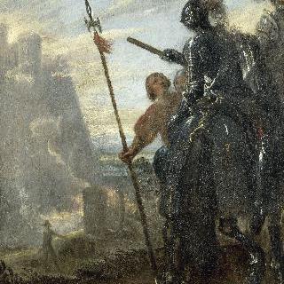 생-토메 진지의 고셰 드 샤티용 (1219년 사망)