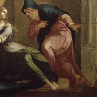 테아게네스와 카리클레아의 사랑 이야기 : 카리클레아와 칼라시리스의 대화