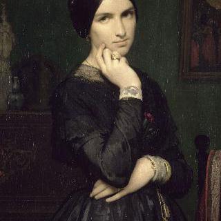화가의 부인, 플랑드랭 부인의 초상