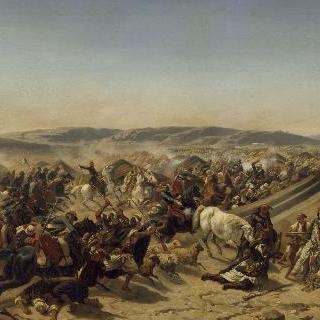 아브드엘카데르의 스말라 점령