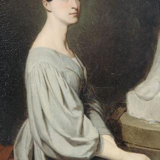 뷔르템베르그 공작부인, 마리 도를레앙 공주의 초상 (1813-1839)