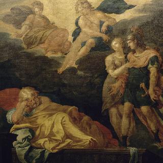 테아게네스와 카리클레아의 사랑 이야기 : 칼라시리의 꿈