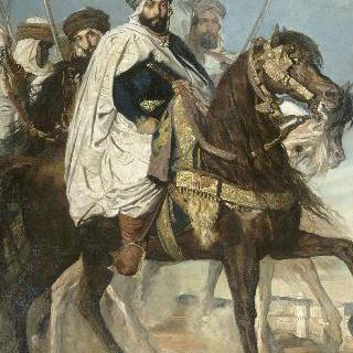 알리 벤 아메드, 콘스탄틴의 마지막 지도자