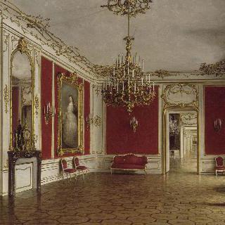 비엔나, 호프버그의 회견실