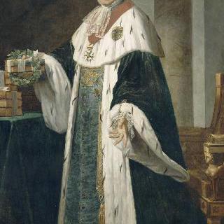 루이, 퐁탄 후작, 1808년 경 대학교장