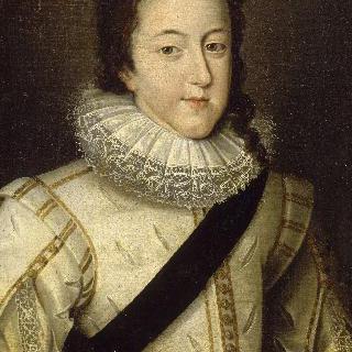 1616년 결혼식때의 프랑스와 나바르의 왕 루이 13세