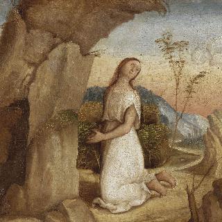 회개하는 성녀 막달라 마리아