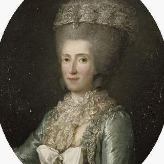 마리-아델라이드 드 프랑스 (1732-1800), 아델라이드 부인