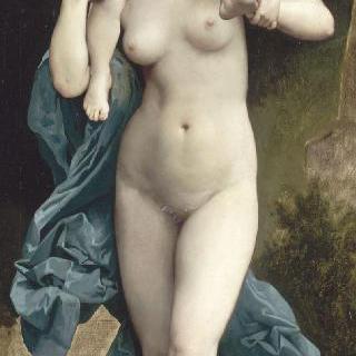 부그로의 여인과 에로스의 복제화
