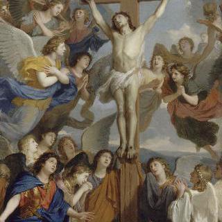 천사들과 함께 한 십자가의 고행