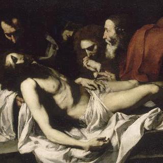십자가에서 내려진 예수