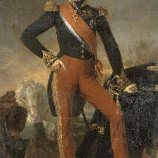 그루쉬 후작 엠마뉴엘, 1831년 프랑스 총사령관 (1766-1847)
