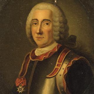 클로드 포르뱅 백작, 1706년 해군 함대 제독