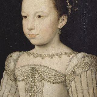 마르게리트 드 발루아(1553-1615), 앙리 2세의 딸