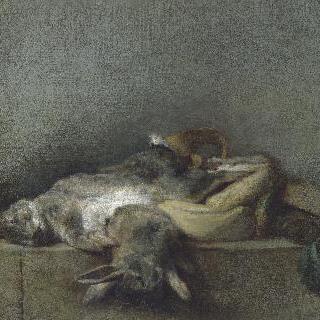 산토끼 (사냥에서 돌아오는 길)