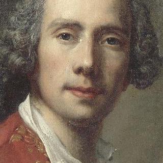 화가 기욤 부아리오의 자화상 (1713-1799)