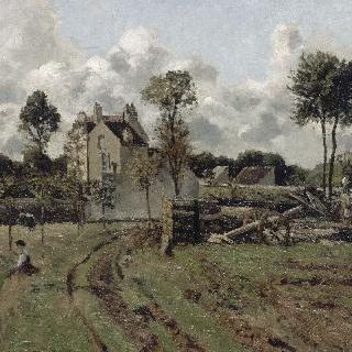 루브시엔느, 퐁투아즈의 풍경