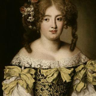 마리아 오르텐시아 비스키아 델 드라고의 초상