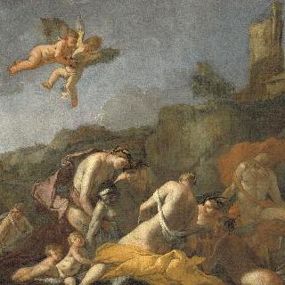 레앙드르의 죽음