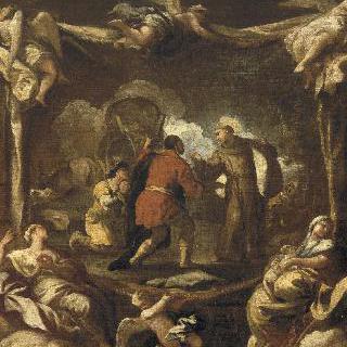 파두의 성 안토니우스와 신비의 마차