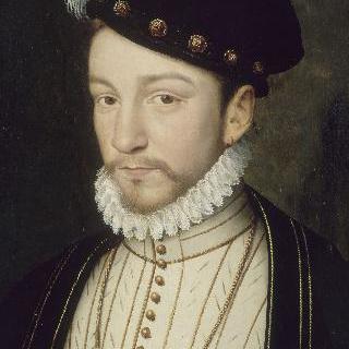 샤를 9세, 프랑스 왕