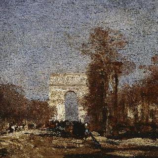 파리의 샹젤리제 거리