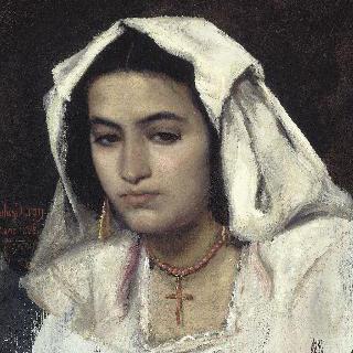 젊은 로마 여인