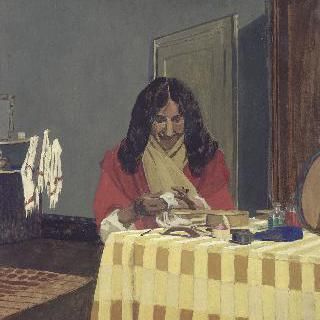 발로통 부인의 초상 (가브리엘 베른하임) (1863-1932)