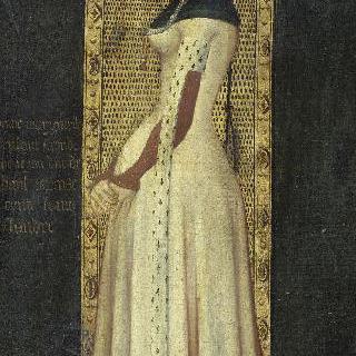 마르그리트 드 브라방, 플랑드르 백작 루이 드 말의 부인
