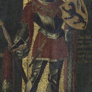 루이 드 말, 플랑드르의 백작 (1330-1383)