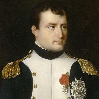 척탄병 연대장 옷을 입은 나폴레옹 1세
