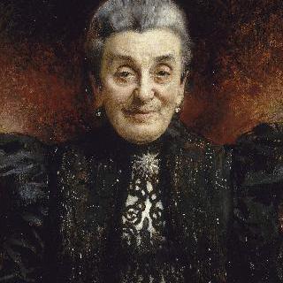 나이 든 부인의 초상