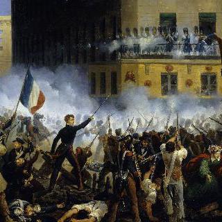 1830년 7월 29일, 로한 거리 전투