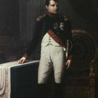 사냥병 연대장 옷을 입은 나폴레옹 1세