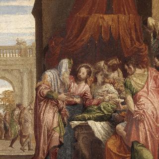 자이르 왕의 딸의 부활