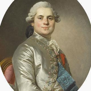 왕의 동생 프로방스 백작의 초상