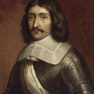 앙리 드 세느테르, 라 페르테 공작, 프랑스의 중사