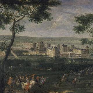 1660년 경, 뱅센 성