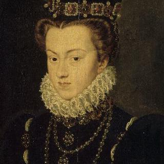 엘리자베스 도트리슈, 프랑스 여왕