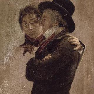 루이 부알리, 그리고 그의 친구이자 가수, 희극인인 시몽 슈나르
