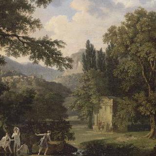 역사적인 풍경