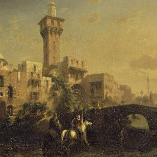트리폴리의 다리와 목욕탕