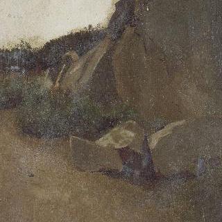 루아이앙 부근 발리에르의 바위들