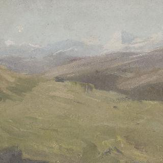 피레네 지방의 산
