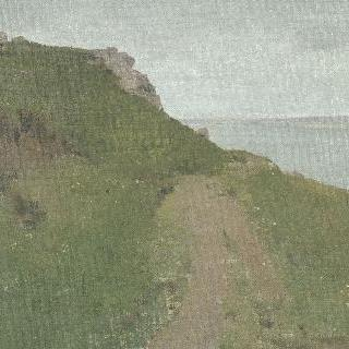 바닷가의 길