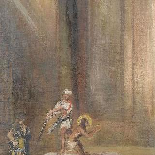 세례 요한의 참수